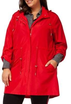00b19a6b085 Dex Plus Classic Hooded Jacket