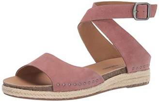 1269b07e2fc Lucky Brand Ankle Wrap Women's Sandals - ShopStyle