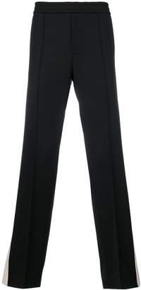 Valentino Contrast stripe trousers