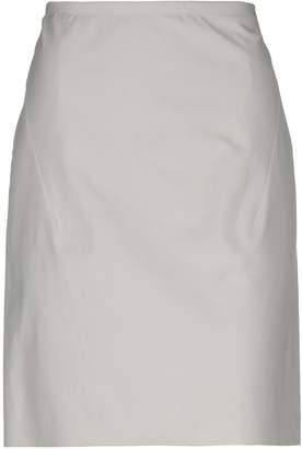 Piazza Sempione Knee length skirts