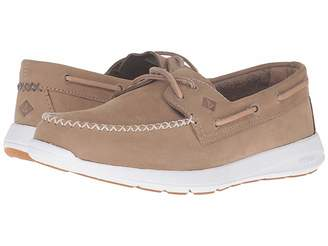 Sperry Sojourn Nubuck Men's Lace Up Moc Toe Shoes