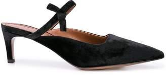 L'Autre Chose pointed toe sling back pumps