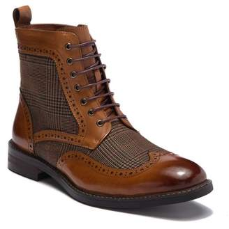 Vintage Foundry The Helidor Leather Lace-Up Boot