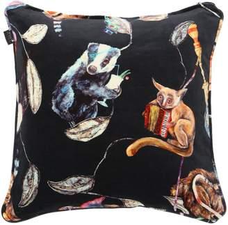 Medium Hackney Empire Velvet Pillow