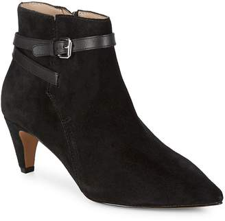 French Connection Women's Konnie Wrap Buckle Booties