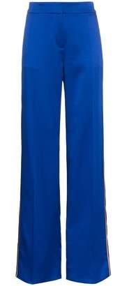 Peter Pilotto Contrast Stripe Straight Leg Trousers