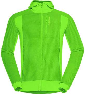 Norrona Lofoten Alpha Raw Hooded Fleece Jacket - Men's