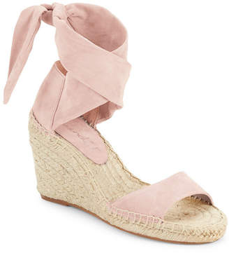 Splendid Jessica Open-Toe Espadrille Wedge Sandal