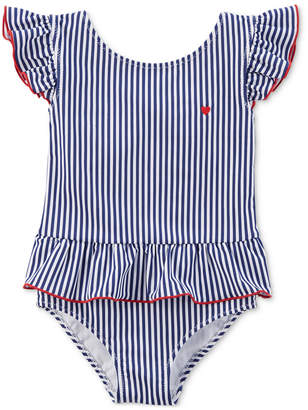 Carter's Striped Swimsuit, Baby Girls