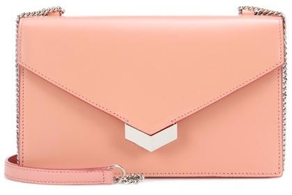 Jimmy ChooJimmy Choo Leila Leather Shoulder Bag
