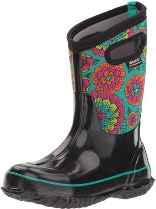 Bogs Kid's Classic Pansies Boot
