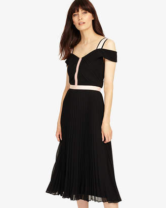 Phase Eight Alania Pleat Dress