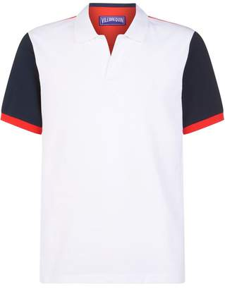 Vilebrequin Palatin Block Colour Polo Shirt