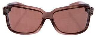Gucci Strass Tinted Sunglasses