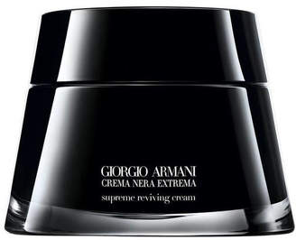 Giorgio Armani Limited Edition Crema Nera Supreme Reviving Cream Light Texture