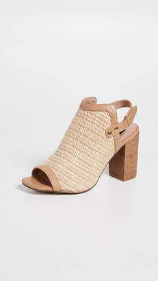 Steven Sweep Block Heel Sandals