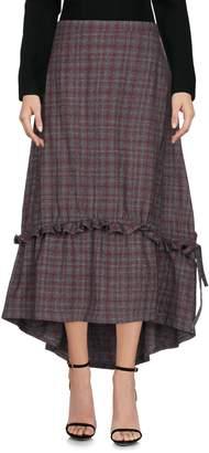 Manostorti Long skirts