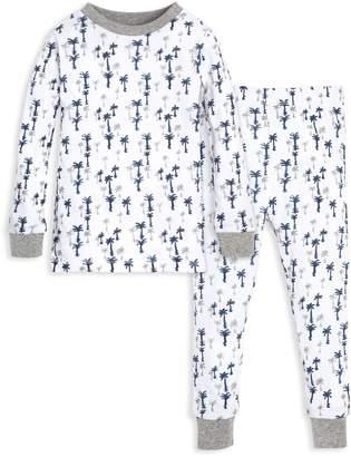 Burt's Bees Breezy Palms Organic Baby Pajamas