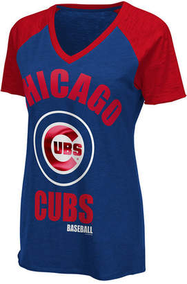G-iii Sports Women's Chicago Cubs Game On T-Shirt
