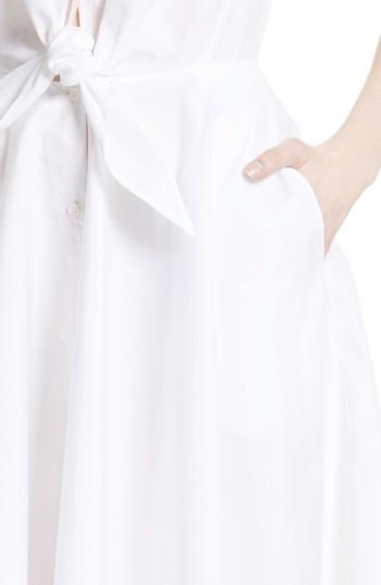 Women's Diane Von Furstenberg Cotton Shirtdress 3