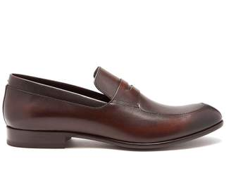 Harry's of London Jimmy leather penny loafers