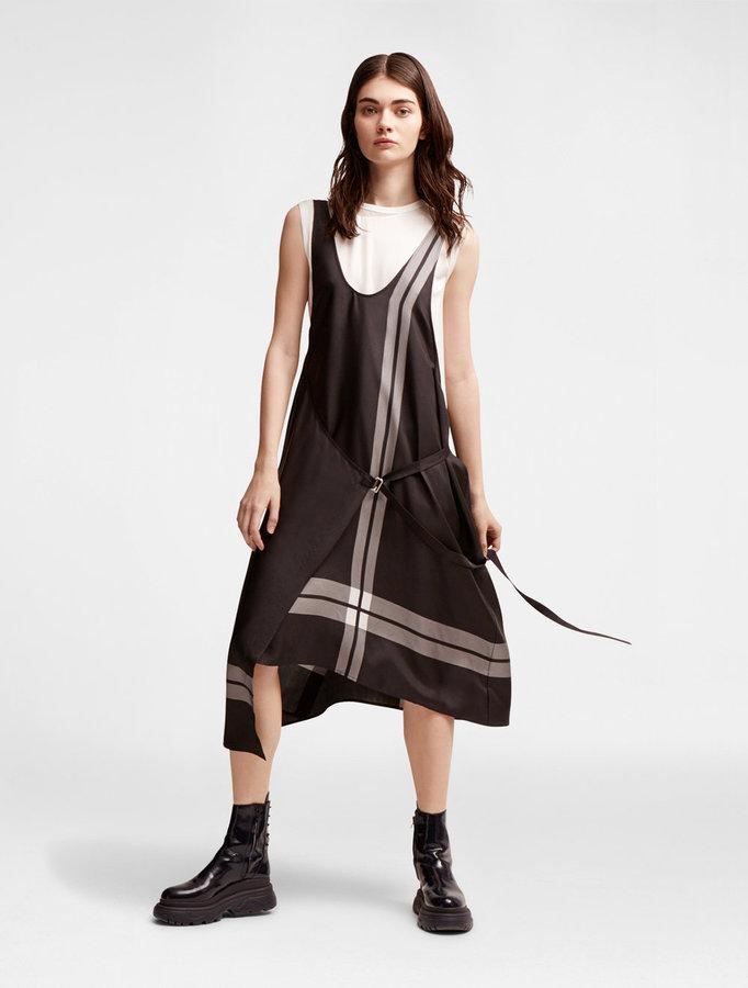 DKNYDkny Pure Plaid Twill Dress