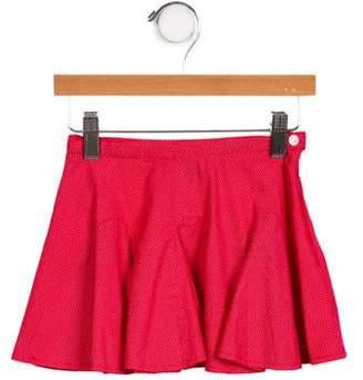 Opening Ceremony Girls' Pleated Polka Dot Skirt