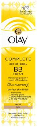 Olay Complete BB Cream SPF15 Skin Perfecting Tinted Moisturiser 50ml - Fair