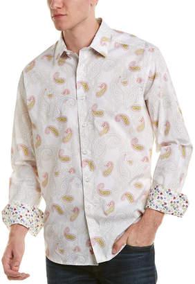 Robert Graham Hendon Classic Fit Woven Shirt