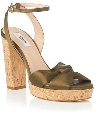 LK Bennett Annabella Ankle Strap Sandal