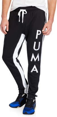 Puma Men's Last Dayz Embroidered Sweatpants