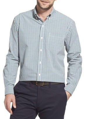 Arrow Men's Long Sleeve Hamilton Poplin Button Down Shirt