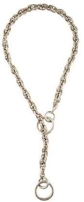 Balenciaga Simple Chain Lariat