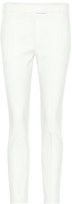 The Row Tao cropped cotton-blend pants