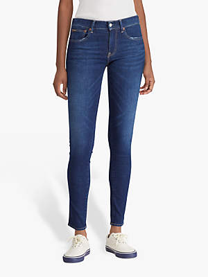 Ralph Lauren Polo Tompkins Skinny Jeans, Dawn Wash