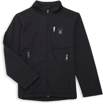 Spyder Boy's Zip-Up Jacket