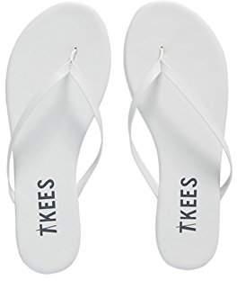 TKEES Women's Solids Flip Flop