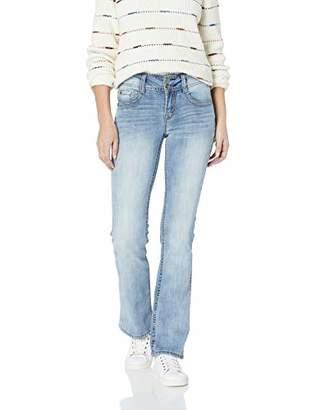 WallFlower Junior's Instastretch Luscious Curvy Bootcut Jeans
