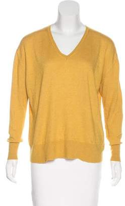 Isabel Marant Cashmere & Silk-Blend Sweater