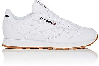 6fe12e88c52 Reebok Men s Leather Classic Low-Top Sneakers - White