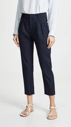 Vince Tapered High Waist Crop Pants