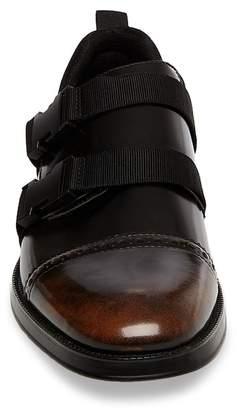Steve Madden Paulsen Double Monk Strap Shoe (Men)