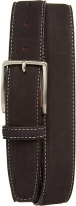 Torino Nubuck Leather Belt