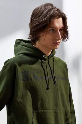 Champion Pigment-Dyed Reverse Weave Pullover Sweatshirt