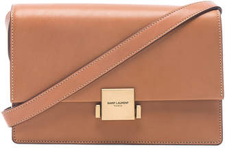 Saint Laurent Medium Leather Bellechasse Satchel