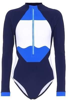 Lndr Triton Rashie stretch bodysuit