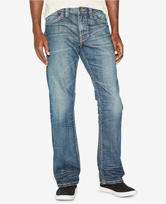 Silver Jeans Men's Gordie Loose Fit Straight Leg Jeans
