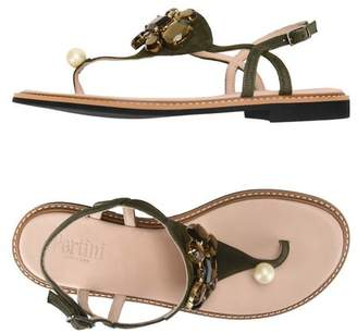 Pertini Toe post sandal
