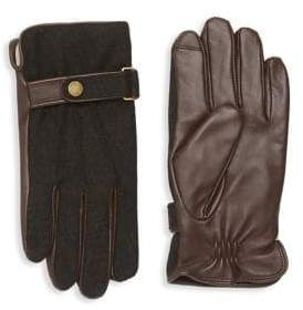 Echo Waffle-Knit Gloves