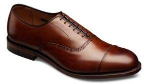 Allen Edmonds Park Avenue Leather Cap Toe Oxfords